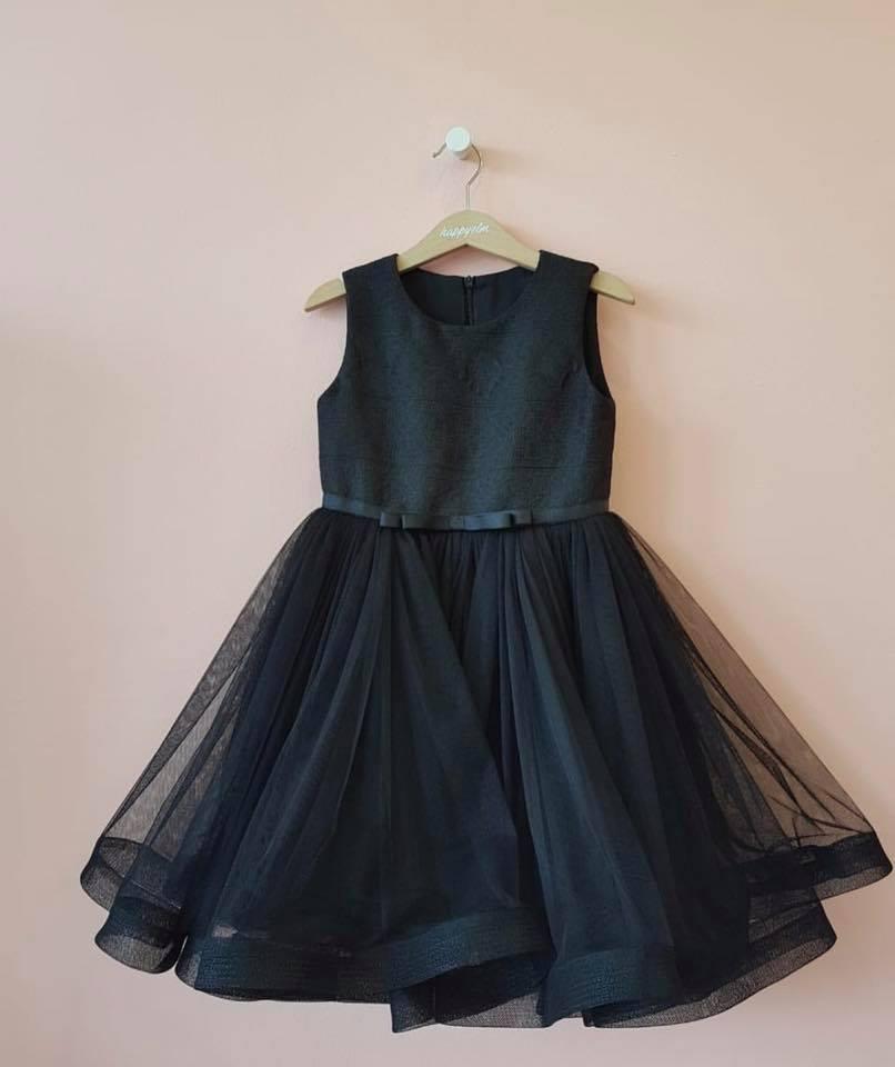 Đầm xòe tiểu thư - Đầm không tay - Váy bồng siêu xinh