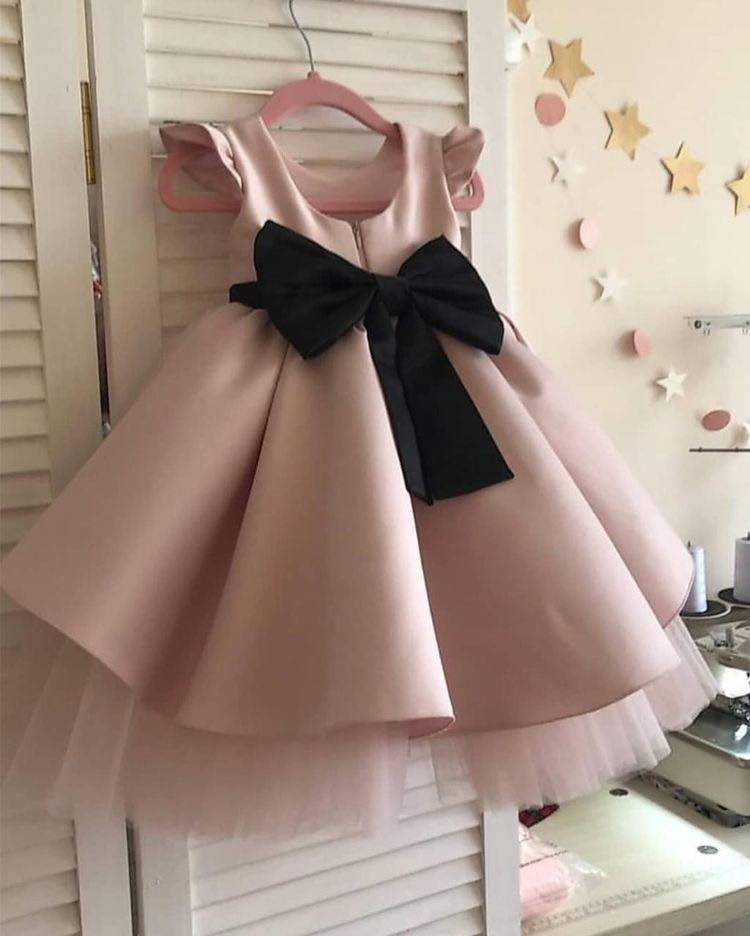 Đầm công chúa váy xòe - váy bé gái dễ thương