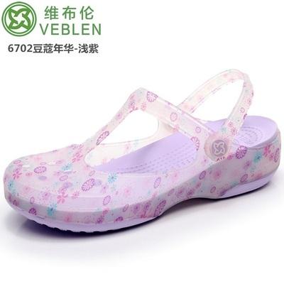 VEBLEN chính hãng:  giày lỗ nữ - dép mùa hè chống trượt đế giày mềm - dép đi biển đế dày - giày đi mưa - giày y tá - Dép y tế - dép đi trong spa - dép đi trong nhà và dép đi trong phòng làm việc.