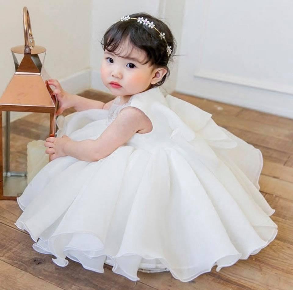 Đầm công chúa cho bé - váy bồng siêu đẹp