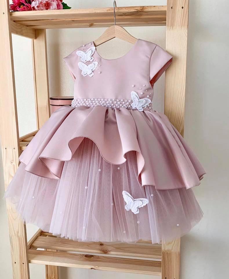 Đầm công chúa cho bé - đầm dự tiệc bé gái